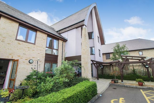 Thumbnail Flat to rent in Ladyslaude Court, Bramley Way, Bedford