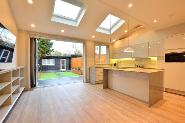 Thumbnail End terrace house to rent in Red Lion Lane, London