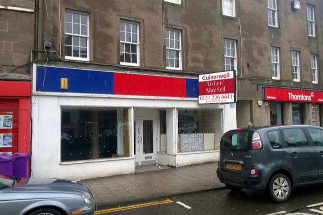 Thumbnail Retail premises to let in High Street, Montrose