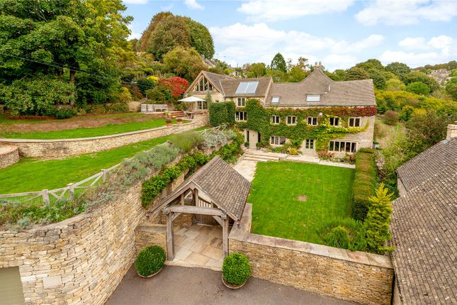 Thumbnail Detached house for sale in Dark Lane, Chalford, Stroud, Gloucestershire
