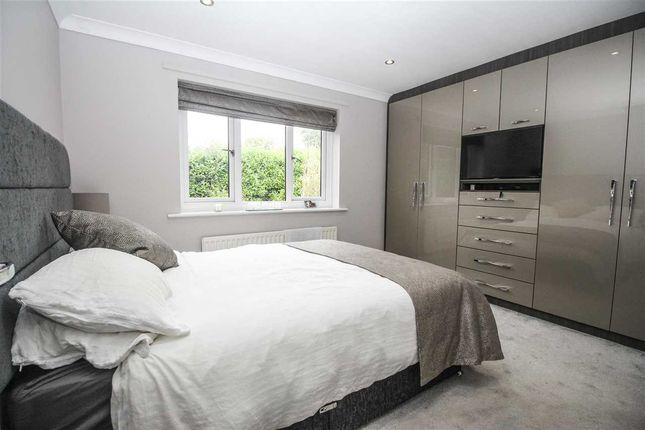Master Bedroom of Hesleyside, South Farm, Cramlington NE23