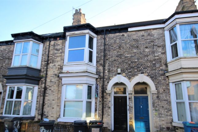 Thumbnail Terraced house to rent in Adderbury Grove, Hull