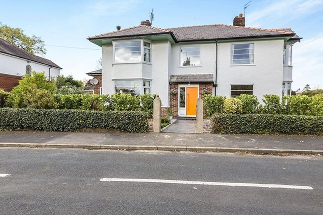 Thumbnail Detached house for sale in Royal Avenue, Fulwood, Preston