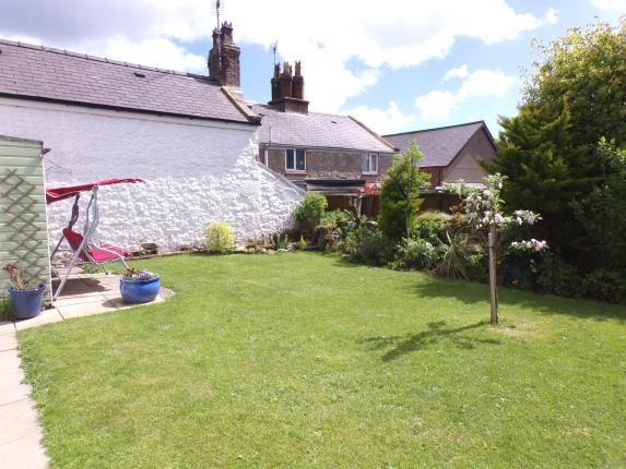 Garden of Cae Rhug Lane, Gwernaffield, Mold, Flintshire CH7