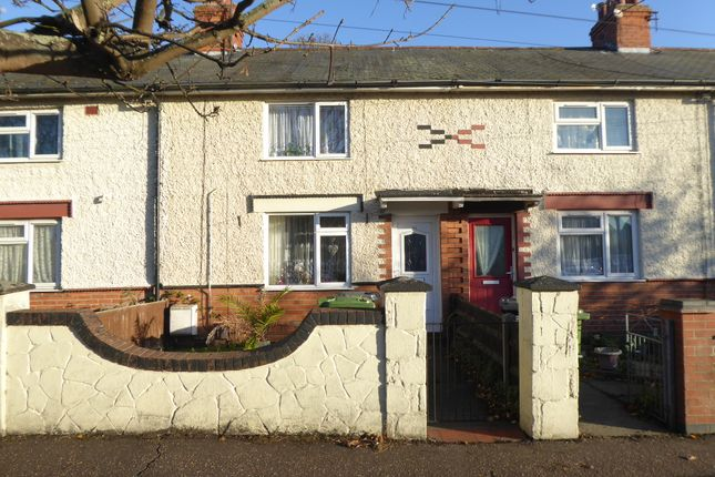 Thumbnail Terraced house to rent in East Road, Great Yarmouth