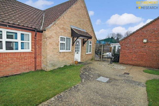 Thumbnail Flat for sale in Northwell Place, Swaffham