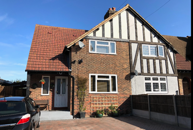 Thumbnail 3 bed semi-detached house to rent in Eltham Palace Road, Eltham