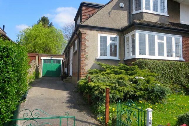 Thumbnail Semi-detached house for sale in Oak Tree Drive, Totteridge