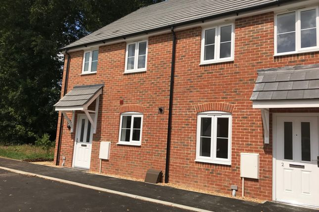 Terraced house for sale in May Close, Fair Oak, Southampton