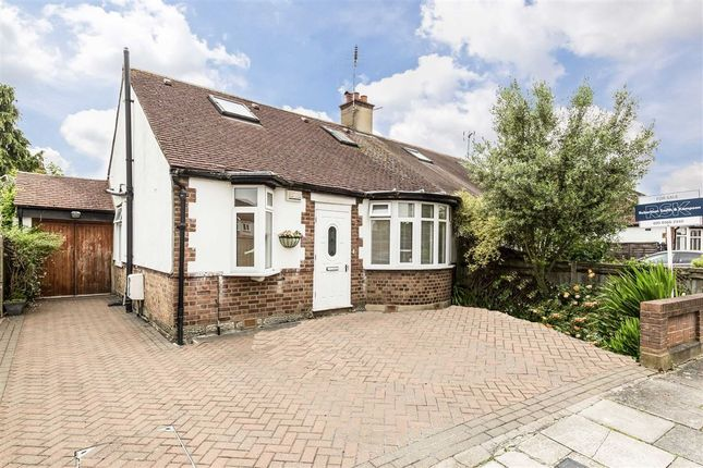 Thumbnail Bungalow for sale in Balmoral Gardens, London