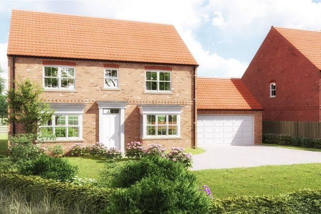 Thumbnail Detached house for sale in Applegarth Plot E, Main Street, Linton On Ouse, York