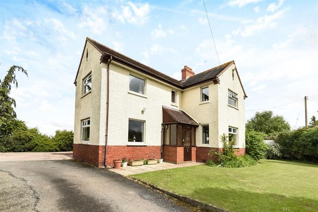 Thumbnail Detached house for sale in Orange Fox View, Allensmore, Hereford