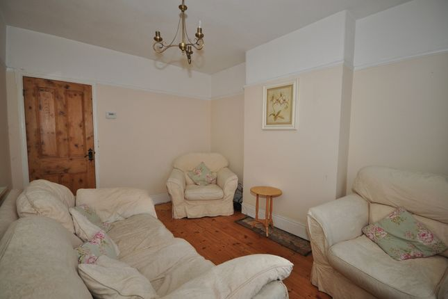 Thumbnail End terrace house to rent in Walker Road, Portsmouth