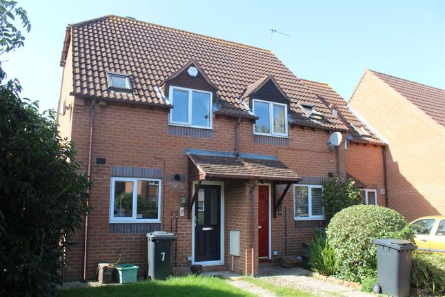 2 bed end terrace house to rent in Brockeridge Close, Quedgeley, Gloucester GL2