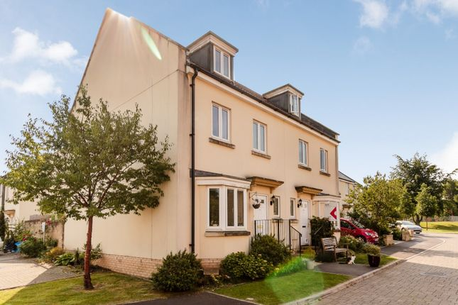 Thumbnail End terrace house for sale in Breachwood View, Bath, Bath And North East Somerset