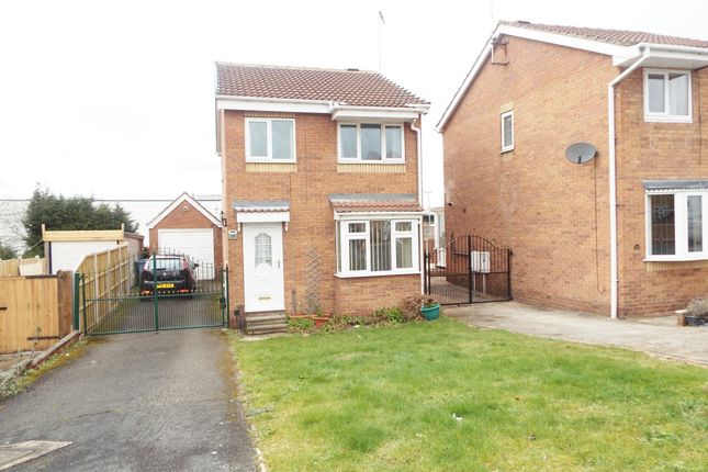 High Hoe Drive, Worksop, Nottinghamshire S80