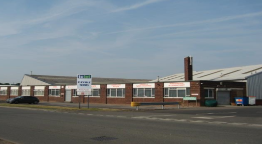 Thumbnail Office to let in Unit 39 Coleshill Industrial Estate, Coleshill