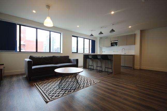 Thumbnail Flat to rent in Lightwell, Cornwall Street, Birmingham