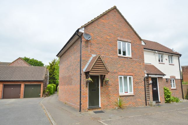 2 bed semi-detached house to rent in Gladioli Close, Hampton