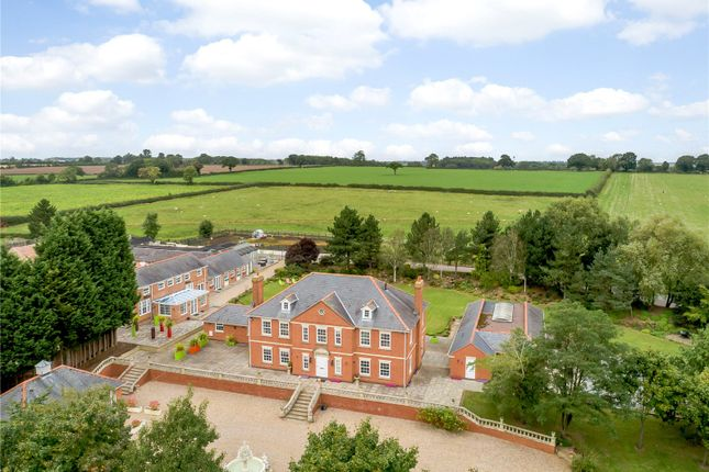 Thumbnail Detached house for sale in Highfields Manor Estate, Belton, Loughborough, Leicestershire
