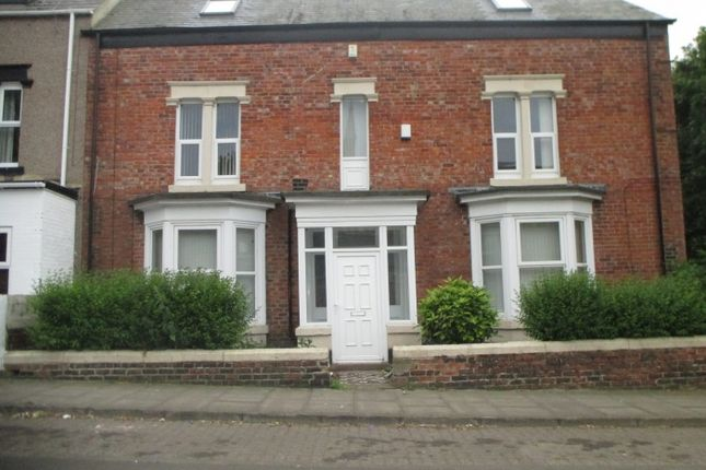 Thumbnail Terraced house to rent in St Judes Terrace, South Shields