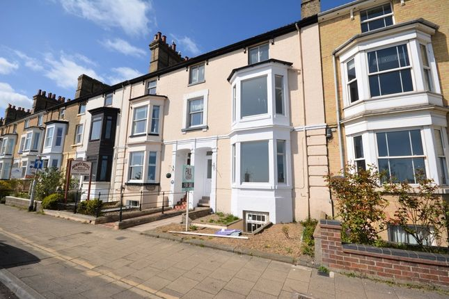 Thumbnail Terraced house for sale in Marine Parade, Lowestoft