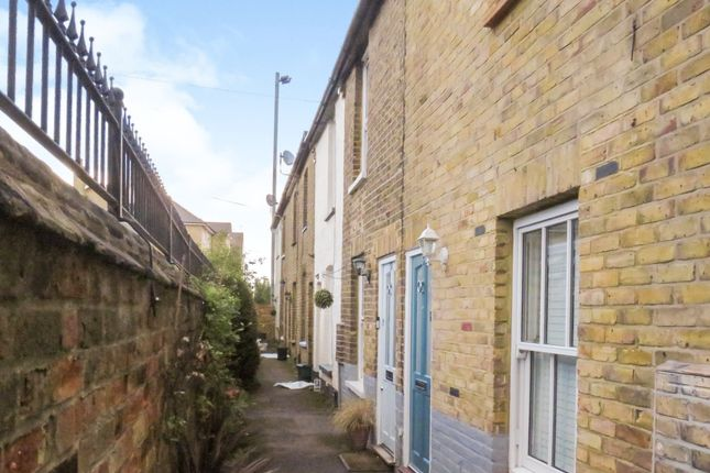 Thumbnail Terraced house for sale in Steamer Terrace, Chelmsford