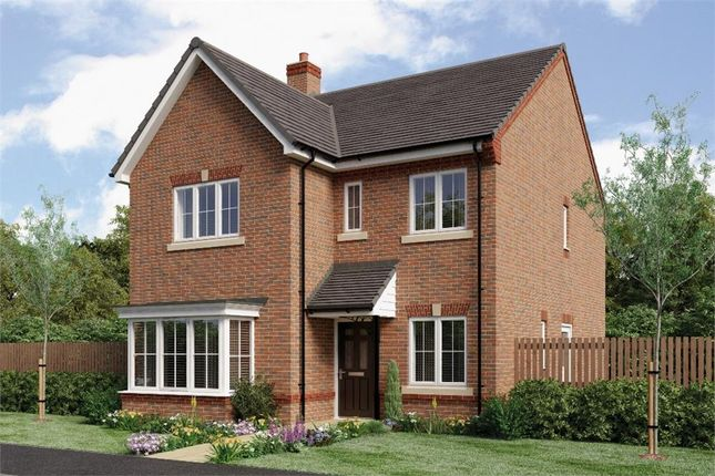 """Thumbnail Detached house for sale in """"Mitford"""" at Hind Heath Road, Sandbach"""