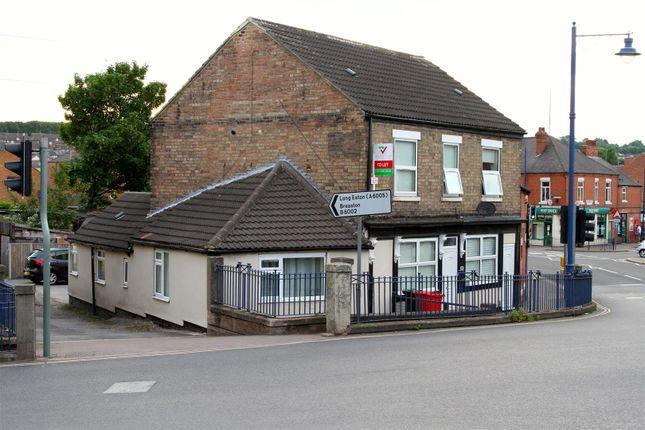 Thumbnail Property for sale in Derby Road, Sandiacre, Nottingham