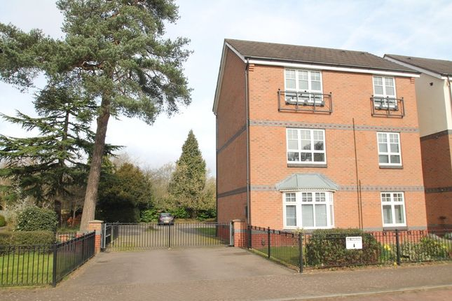Thumbnail Flat for sale in Thorpe Court, Solihull