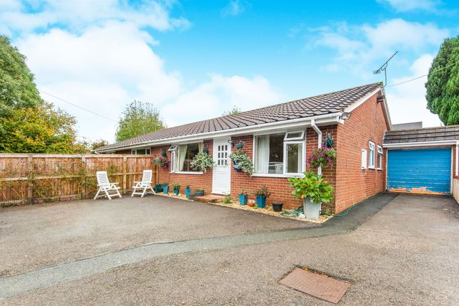 Thumbnail Semi-detached bungalow for sale in Drayford Lane, Witheridge, Tiverton