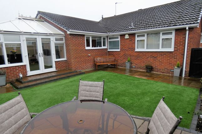Thumbnail Detached bungalow for sale in Livingstone Crescent, Barnsley