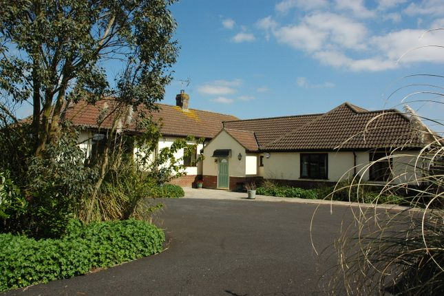 Thumbnail Detached bungalow for sale in Hillview, Huntingford, Gillingham