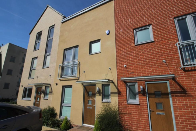 Thumbnail Terraced house to rent in Couzins Walk, Dartford