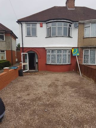 Thumbnail Semi-detached house to rent in Durham Avenue, Heston