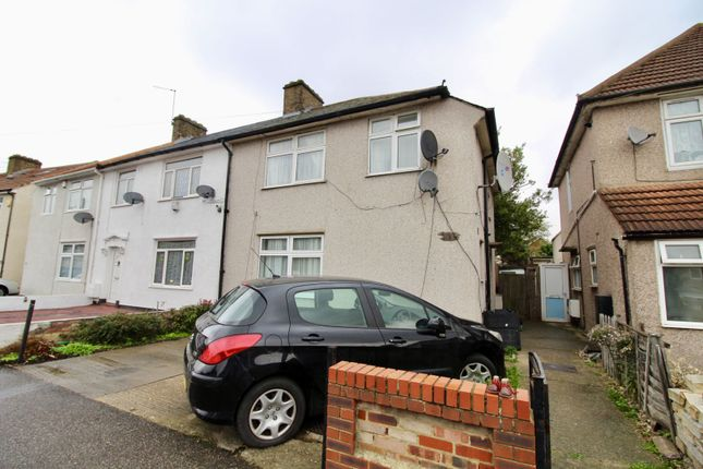 Thumbnail Semi-detached house for sale in Mayesbrook Road, Ilford