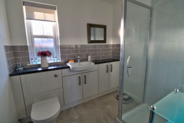 Shower Room of Pine Way, Friockheim, Arbroath DD11