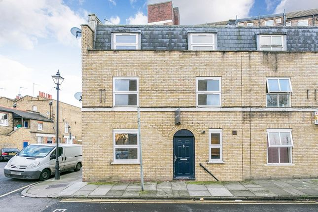 Thumbnail End terrace house to rent in Summercourt Road, London