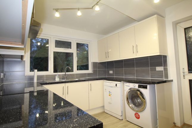 Thumbnail Semi-detached house to rent in Connop Way, Frimley, Camberley