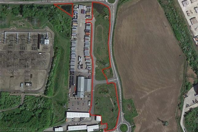 Thumbnail Industrial for sale in Land Off Barge Way, Kemsley Fields Business Park, Kemsley, Sittingbourne, Kent