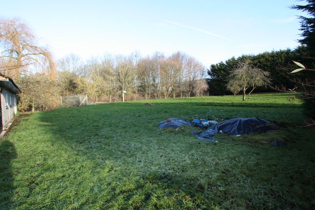 Thumbnail Land for sale in Brook Farm Close, Halstead