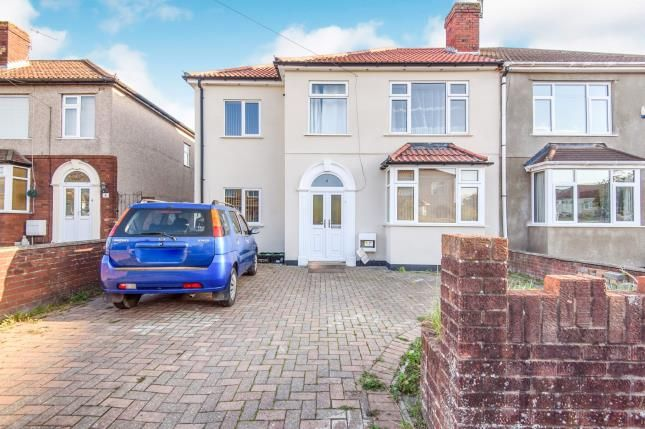 Thumbnail Semi-detached house for sale in Rodney Walk, Kingswood, Bristol, South Gloucester
