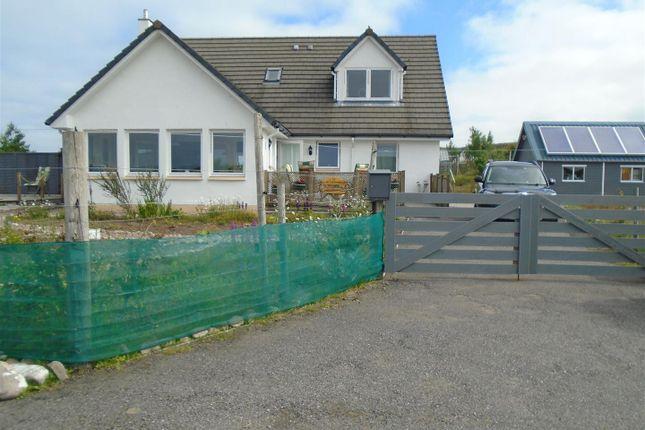 Thumbnail Detached house for sale in Ar Dachaidh, 23 South Erradale, Gairloch