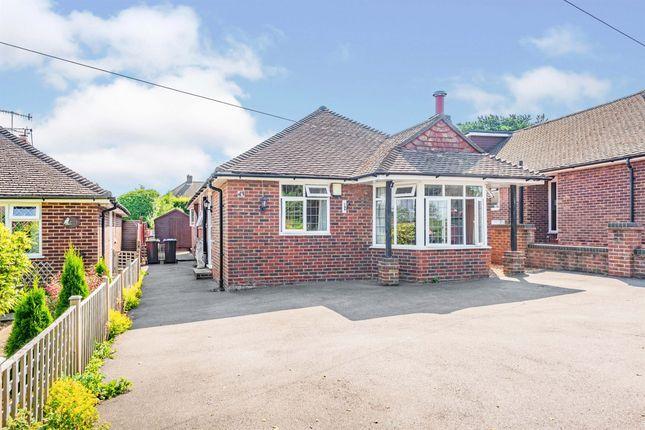 Thumbnail Detached bungalow for sale in Linden Avenue, East Grinstead