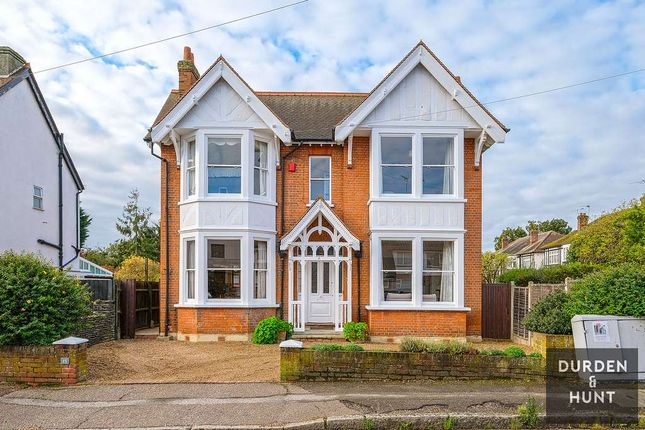 Thumbnail Detached house for sale in Algers Road, Loughton