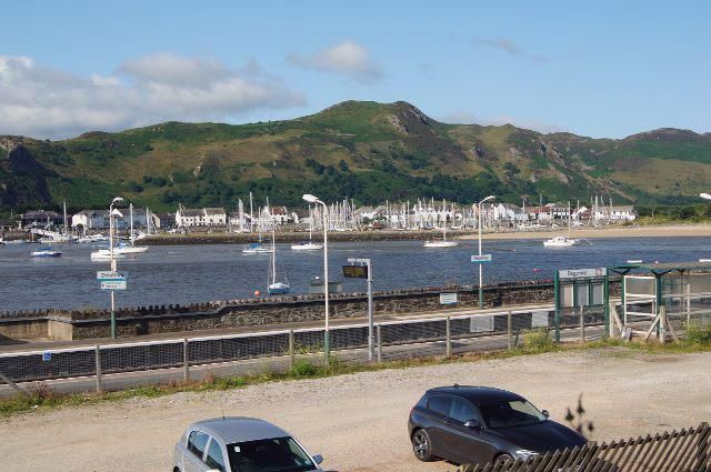 Thumbnail Maisonette to rent in LL31, Deganwy, Borough Of Conwy