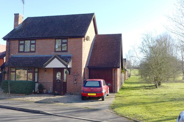 Thumbnail Detached house for sale in Church View, Hartley Wintney, Hook