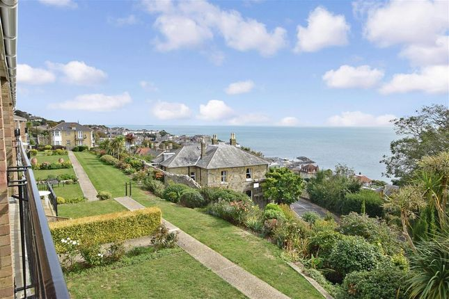 Views To Front of Zig Zag Road, Ventnor, Isle Of Wight PO38