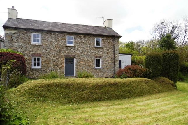 4 bed cottage for sale in Ty Ni, Penparc, Trefin, Haverfordwest, Pembrokeshire