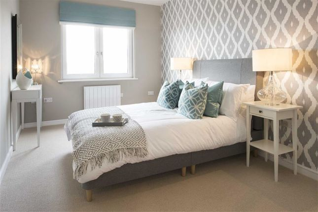 Thumbnail Flat for sale in Coopers Hawk, Flexbury Park Road, Bude, Cornwall